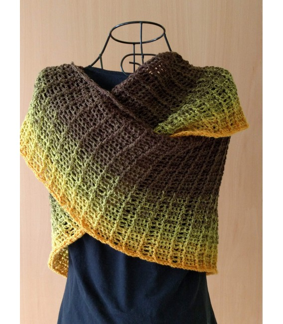 Indian Sun - 4 ply gradient yarn - image 5