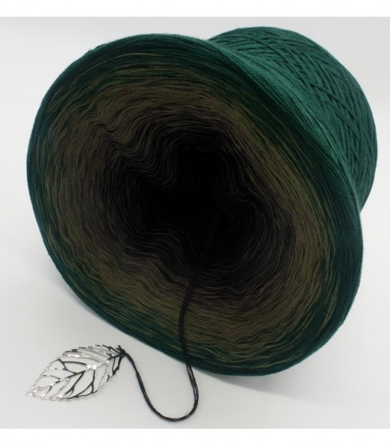 Tannenzauber (fir magic) - 4 ply gradient yarn - image 9