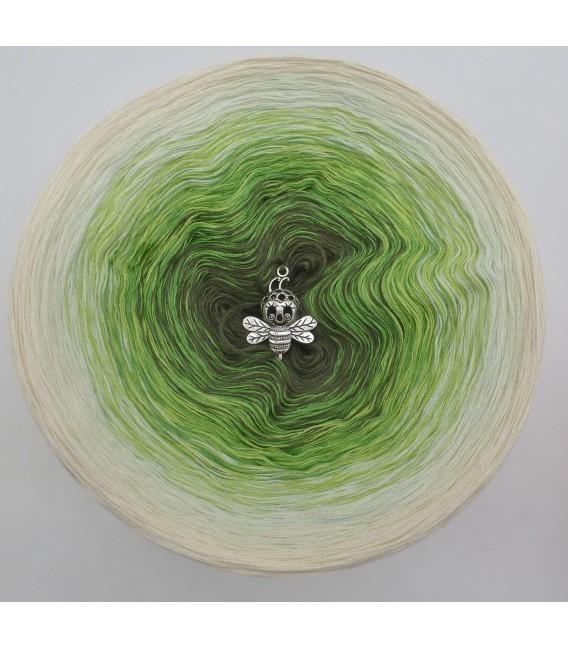 Gräser im Wind - Farbverlaufsgarn 4-fädig - Bild 7
