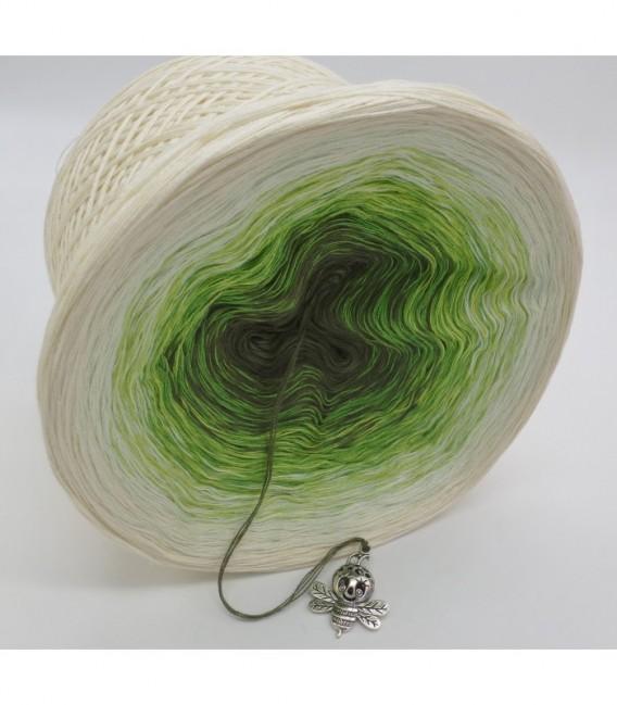 Gräser im Wind - Farbverlaufsgarn 4-fädig - Bild 8