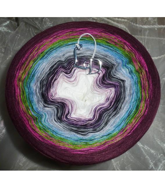 mega gradient yarn 4ply Farbenmeer - 500g 5