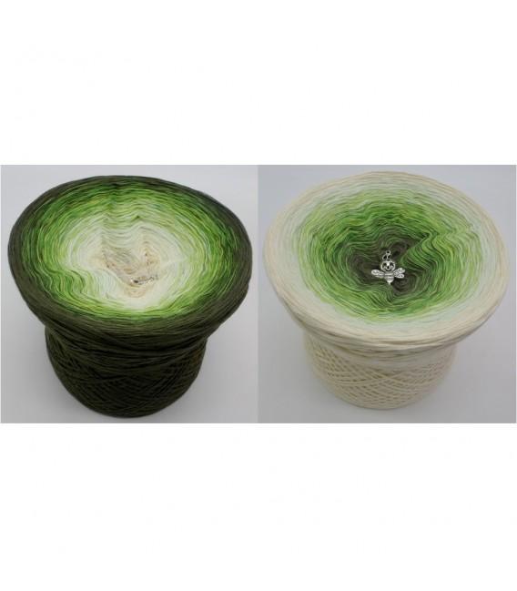 Gräser im Wind (L'herbe dans le vent) - 4 fils de gradient filamenteux - photo 1