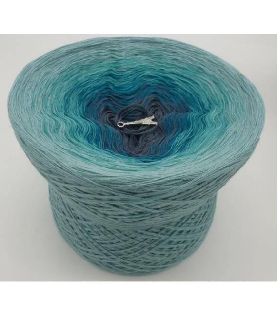 Larimar - 4 ply gradient yarn - image 6