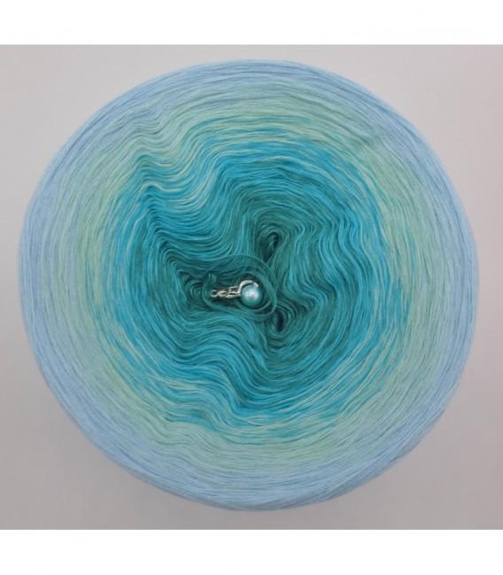 Wind und Meer - Farbverlaufsgarn 4-fädig - Bild 7