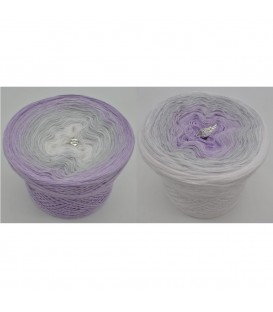 Winterengel - 3 ply gradient yarn image 1