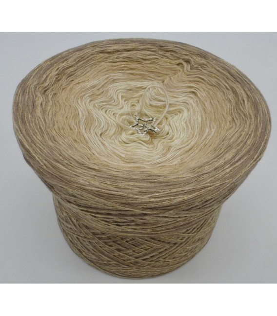 Zimtsterne (Etoiles de cannelle) - 4 fils de gradient filamenteux - Photo 6