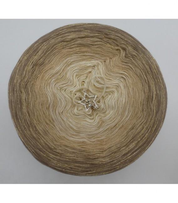 Zimtsterne (Cinnamon stars) - 4 ply gradient yarn - image 7