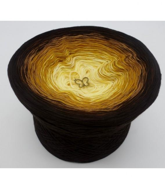 Honey Moon - 4 ply gradient yarn - image 6