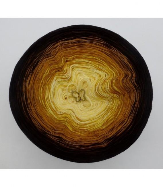Honey Moon (медом Луны) - 4 нитевидные градиента пряжи - Фото 7