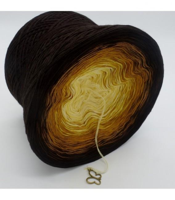 Honey Moon - 4 ply gradient yarn - image 8