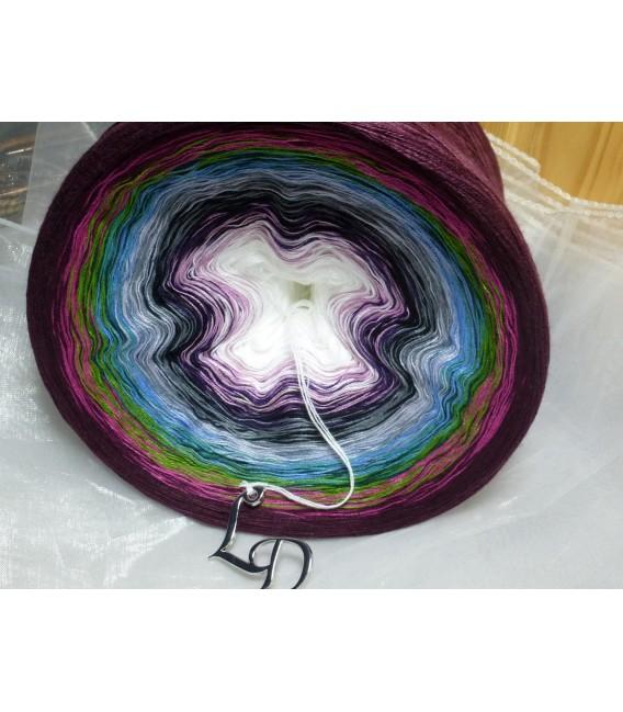 mega gradient yarn 4ply Farbenmeer - 500g 8