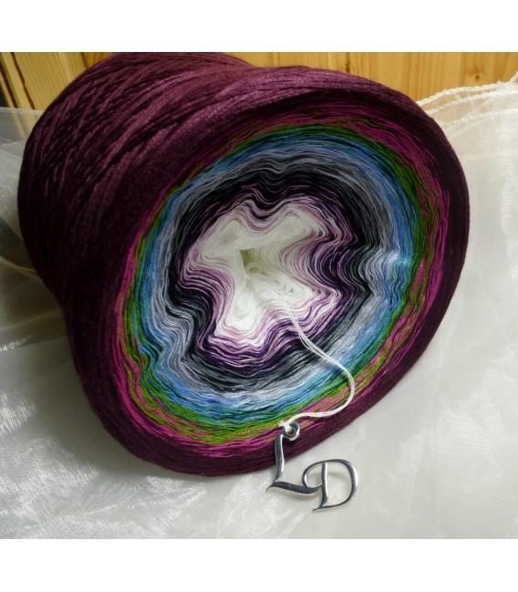 mega gradient yarn 4ply Farbenmeer - 500g 9
