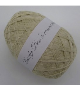 Lace yarn - 004 Light beige - image