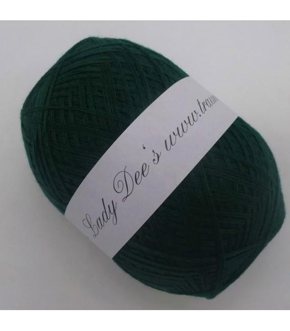 Lace yarn - 011 fir green - image