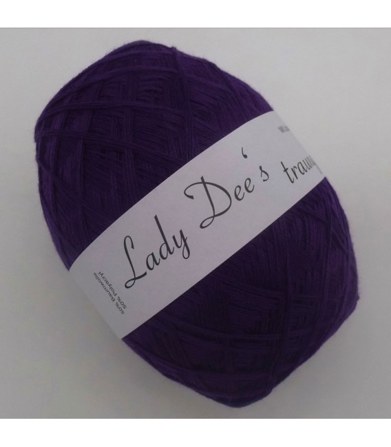 Lace Yarn - 019 Purple - image