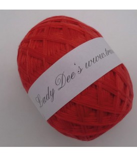 Lace Yarn - 026 Lobster - Photo