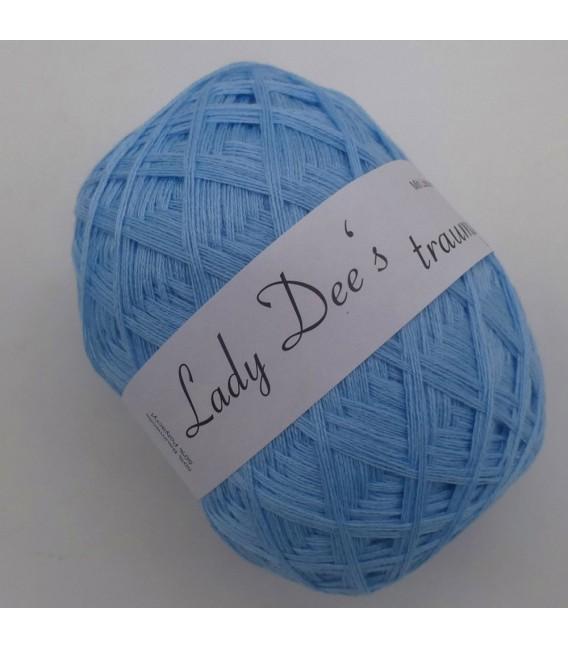 Lace Yarn - 027 Aqua - image