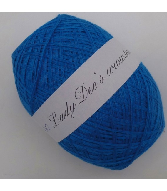 Lace Yarn - 040 Sea Blue - image