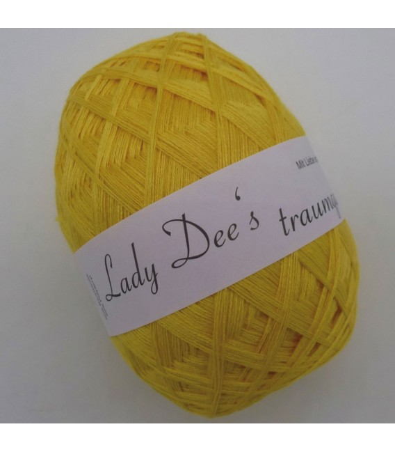 Lace Yarn - 046 Gold - Photo