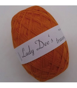 Lace Yarn - 065 Cognac - Photo