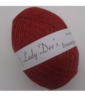 Lace Yarn - 066 Brick stone