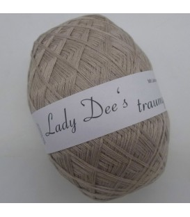 Lace Yarn - 074 concrete