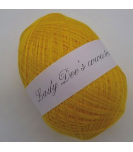 Lace Yarn - 077 Caramel - Photo