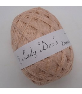 Lace Yarn - 089 Peach - Photo