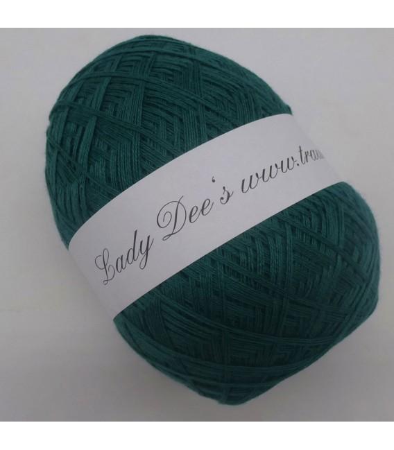 Lady Dee's Lace yarn - emerald - image