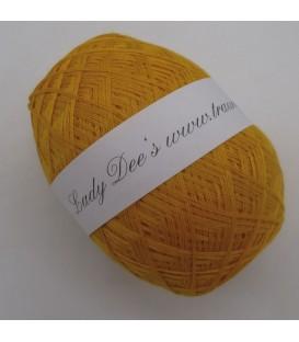 Lady Dee's Lace yarn - turmeric - image
