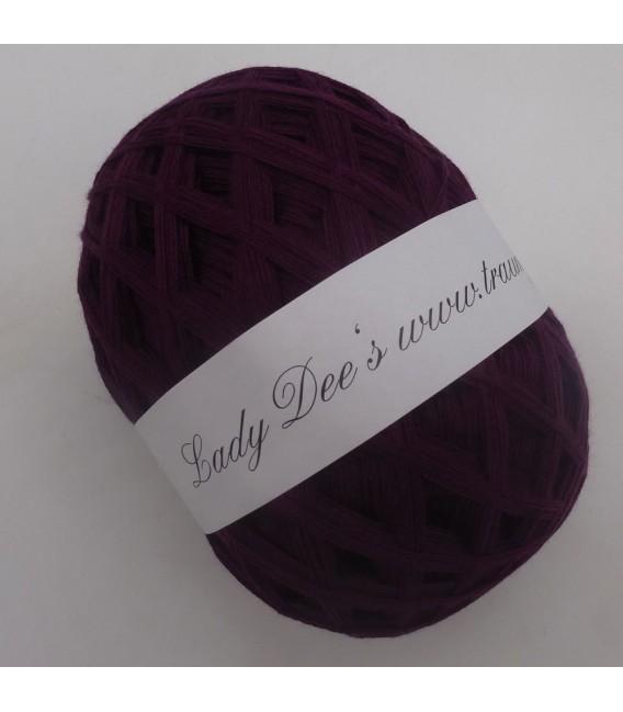 Lady Dee's Lace Garn - Vino - Bild