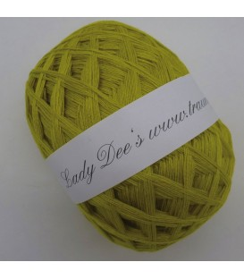 Lady Dee's Lace yarn - lime
