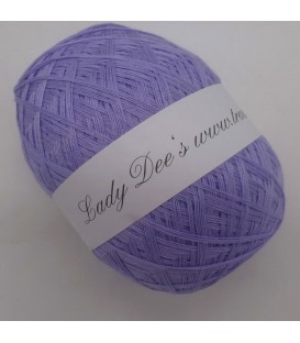 Lady Dee's Lace yarn - crocus