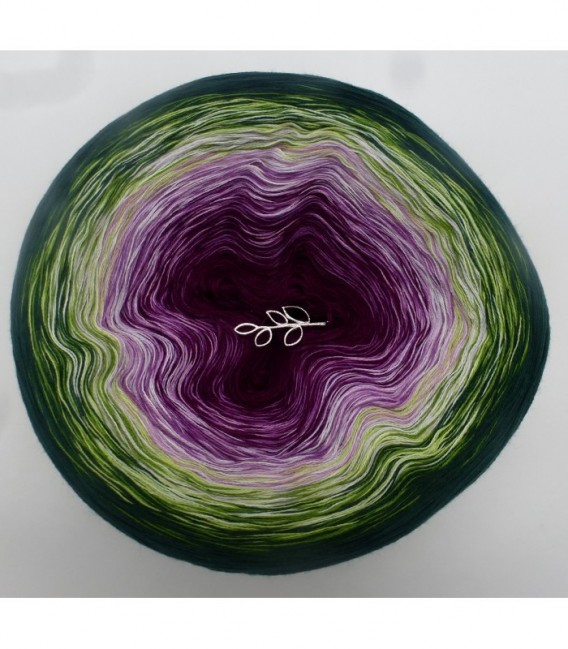 Duft der Wiesen - Farbverlaufsgarn 4-fädig - Bild 7