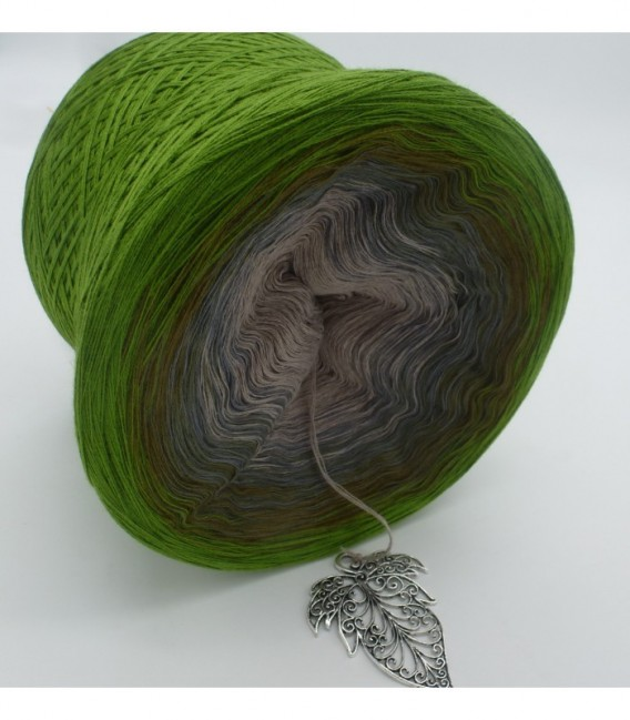Barfuß im Moos (Pieds nus dans la mousse) - 4 fils de gradient filamenteux - photo 8