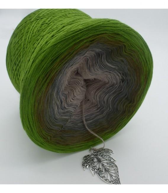Barfuß im Moos (Barefoot in moss) - 4 ply gradient yarn - image 8