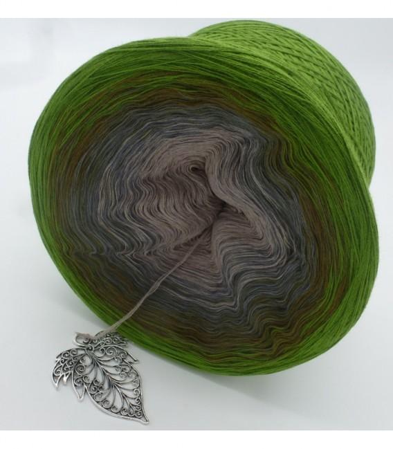 Barfuß im Moos (Barefoot in moss) - 4 ply gradient yarn - image 9