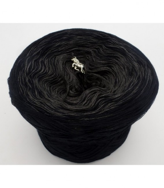 Black Beauty - 5 ply gradient yarn image 6
