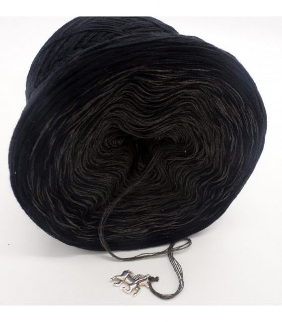 Black Beauty - 5 ply gradient yarn image 8