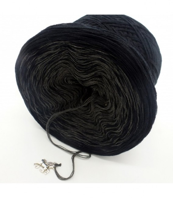 Black Beauty - 5 ply gradient yarn image 9