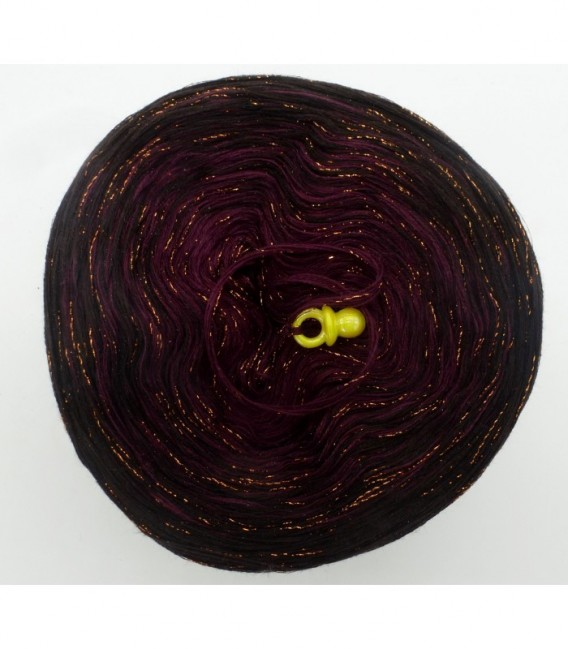 Schokobeere (шоколад ягоды) - 5 нитевидные градиента пряжи - Фото 7