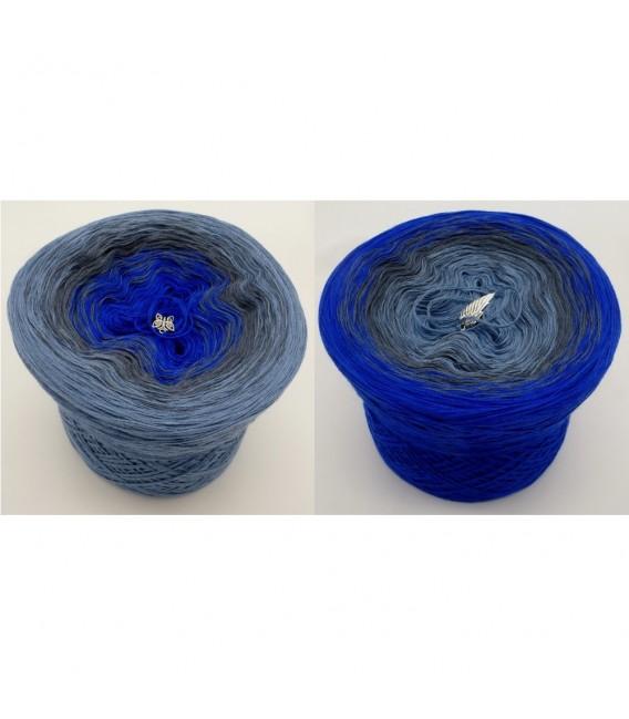Moon Light - 3 ply gradient yarn image 1