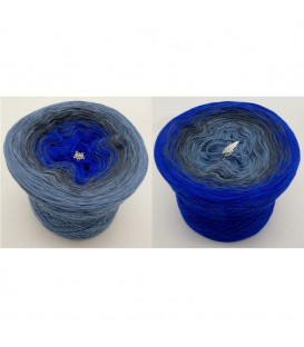 Moon Light - 3 ply gradient yarn
