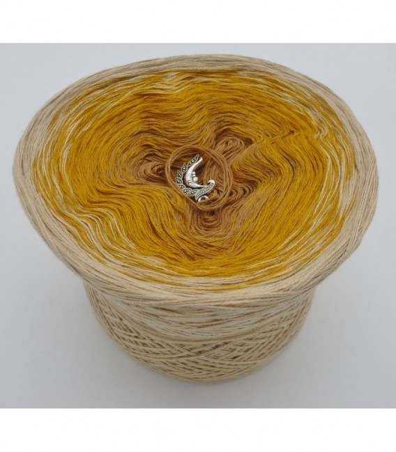 Honigmond (мед луна) - 3 нитевидные градиента пряжи - Фото 6