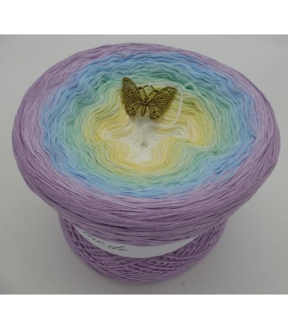 Butterfly (Papillon) Mega Bobbel - 4 fils de gradient filamenteux - photo 1