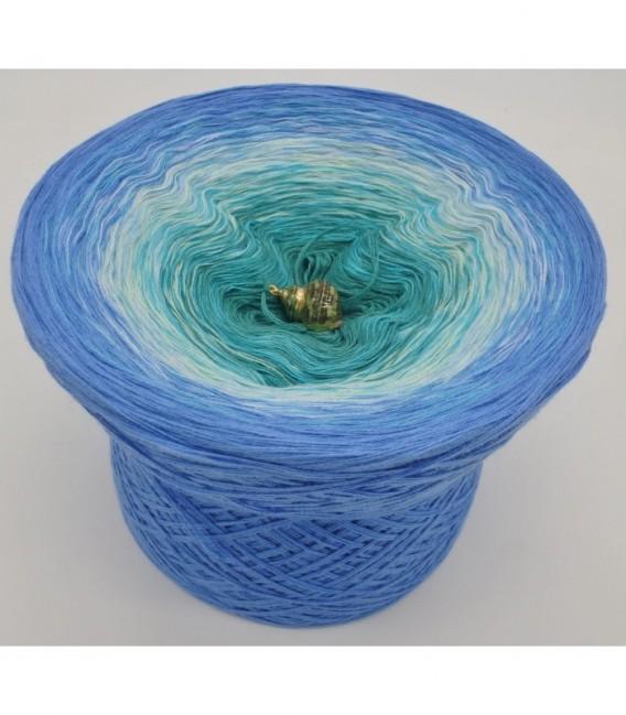 Südseeperle (perle du Sud mer) - 4 fils de gradient filamenteux - photo 6