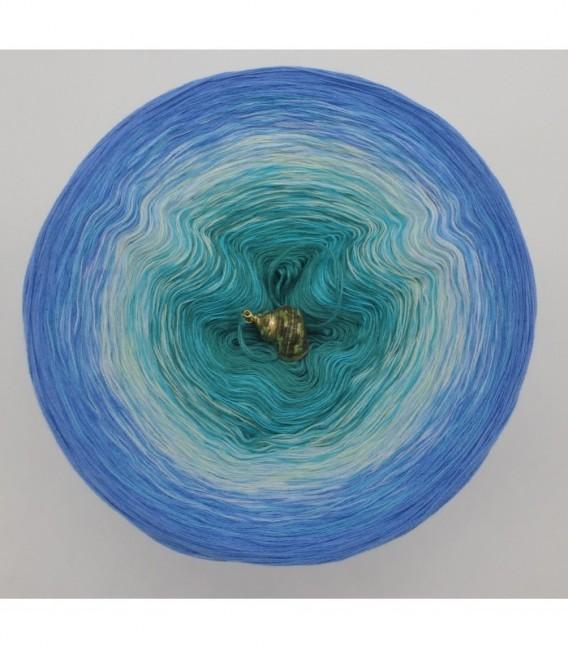Südseeperle (perle du Sud mer) - 4 fils de gradient filamenteux - photo 7