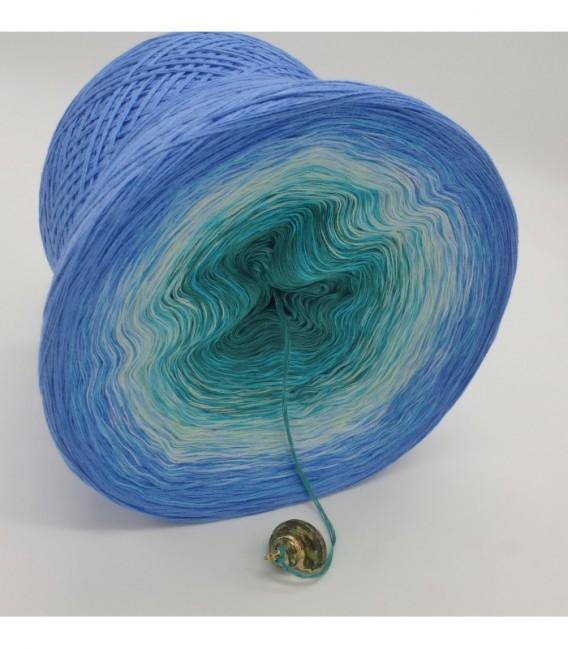 Südseeperle (perle du Sud mer) - 4 fils de gradient filamenteux - photo 8