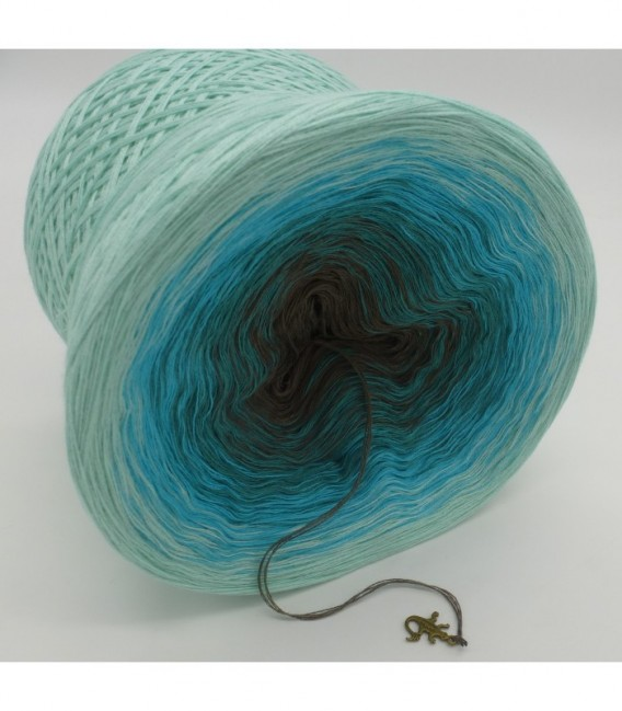 Meeresspiegel (Sea level) - 4 ply gradient yarn - image 8
