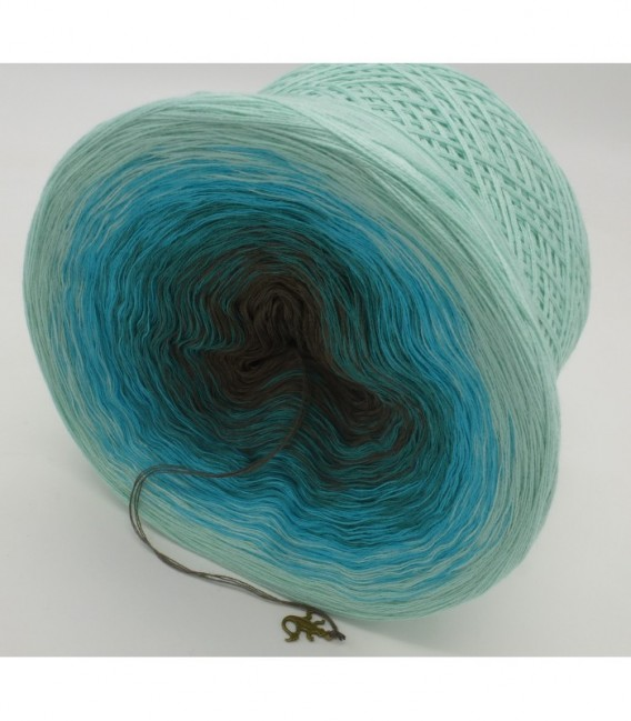 Meeresspiegel (Sea level) - 4 ply gradient yarn - image 9